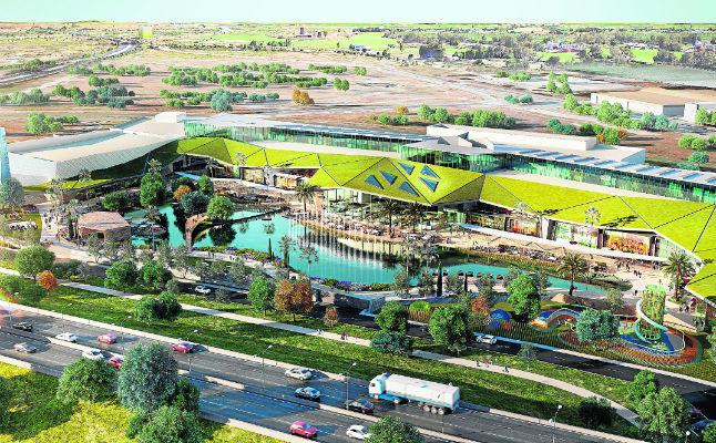 El mayor centro comercial de Sevilla abrirá el 27 de septiembre