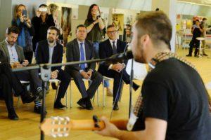 MTV anuncia la celebración en Sevilla de los Premios Europeos de la Música el 3 de noviembre