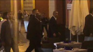Obama se va de tapas por Sevilla