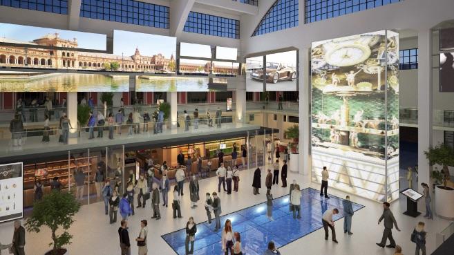 El proyecto de recuperación del Mercado de la Puerta de la Carne incluye un espacio museístico y un nuevo equipamiento cultural