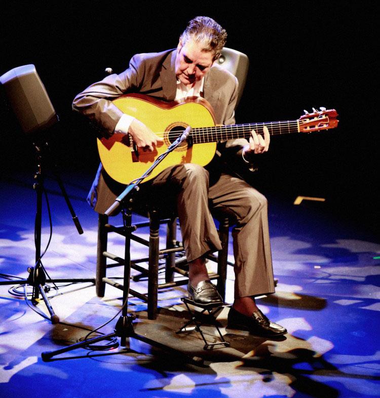 La XXI Bienal de Flamenco se abrirá al ritmo de las sevillanas de Riqueni y estará dedicada a Gustavo Adolfo Bécquer