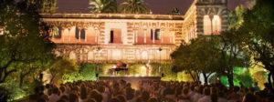 'Noches en los Jardines  del Real Alcázar' comienza el 27 de junio con 75 conciertos y el V Centenario de la Primera Vuelta al Mundo y la mujer en la historia de la música como protagonistas