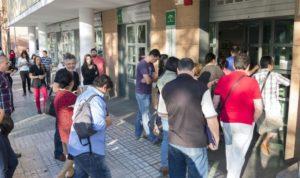 El paro en Sevilla registra la cifra más baja en la última década