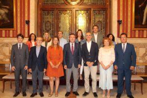 7 Grandes áreas y 6 delegaciones gobernarán la ciudad en los próximos 4 años