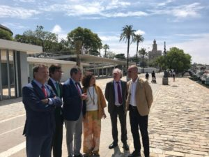 Loterías del Estado patrocinará uno de los principales proyectos que se desarrollará en Sevilla con motivo de V Centenario de la Primera Vuelta al Mundo