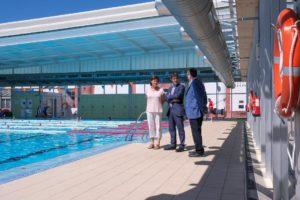 La campaña de verano arranca el lunes con 72.000 plazas en las piscinas municipales