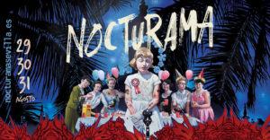 Nocturama vuelve en agosto con Rocío Márquez, Maika Makovksi y Morgan como cabeza de cartel