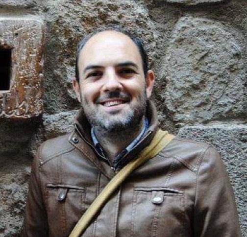 Raúl Delgado / Escritor