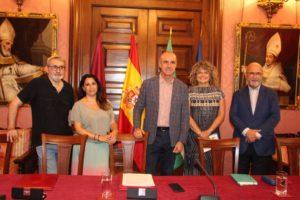Nace en Fibes el centro del cine andaluz
