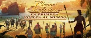"""La película de animación """"Elcano y Magallanes, la primera vuelta al mundo"""" narra la heroicidad de las 5 embarcaciones que zarparon en 1519 desde el Puerto de Sevilla"""