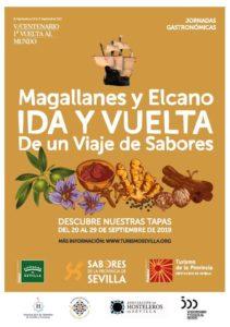'Magallanes y Elcano. Ida y Vuelta de un Viaje de Sabores'