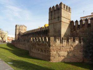 La Muralla de la Macarena será rehabilitada en 2020