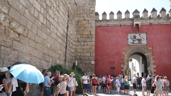 El turismo extranjero sigue creciendo en Sevilla en el primer semestre de 2019