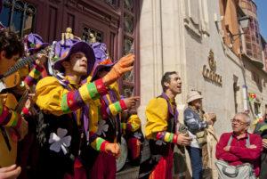 El inicio del Concurso del Carnaval de Cádiz 2020 será el 22 de enero