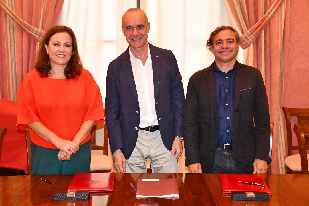 Emvisesa reconoce el papel fundamental para Sevilla del Colegio de Arquitectos