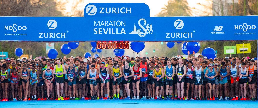 Ya son más de 4.200 los inscritos en el Zurich Maratón de Sevilla