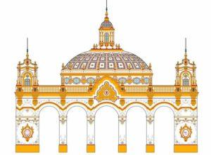 84 propuestas se presentan al concurso para  el diseño de la Portada de  la Feria de Abril 2020