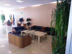 El Aeropuerto de Sevilla estrena una nueva terminal para aviación privada ante la creciente demanda de esta actividad