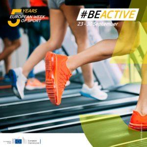 Llega la 'Semana Europea del Deporte' para acercar la actividad física a los sevillanos