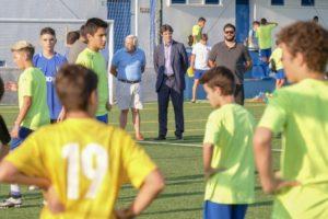 Abierto el plazo de inscripción de los Juegos Deportivos Municipales