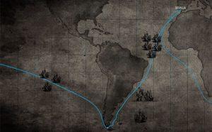 """La exposición """"El viaje más largo, la primera vuelta al mundo"""" estará en el Archivo de Indias hasta el 23 de febrero"""