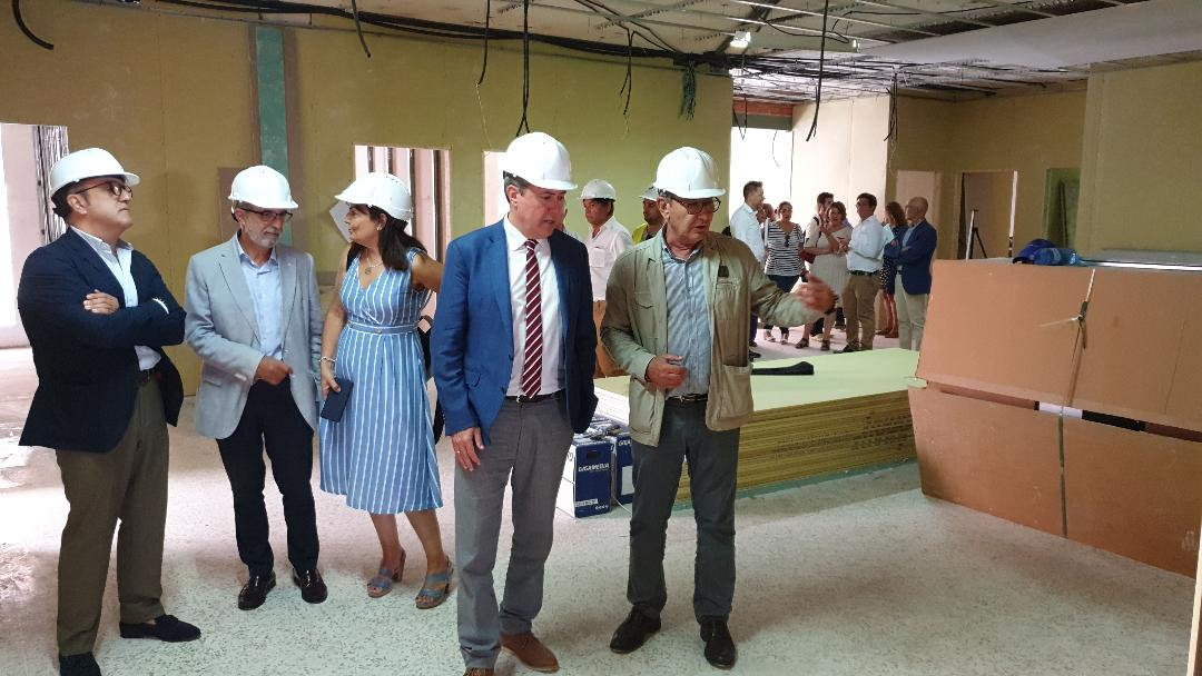 Nervión estrenará centro de Servicios Sociales a finales de año