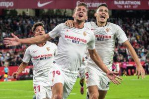 De Jong se estrena y le suma los 3 puntos al Sevilla F.C.