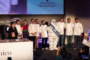 8 cocineros andaluces elaborarán la cena de gala de la Guía Michelin en Sevilla