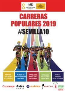 Más de 10.000 corredores participarán en la Carrera Popular Casco Antiguo