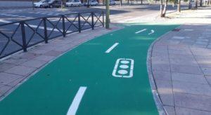 La zona Norte tendrá una nueva vía ciclista