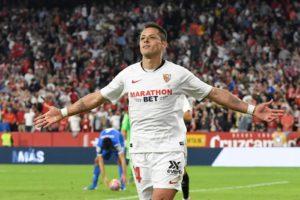 Contundente victoria del Sevilla F.C. ante el Getafe