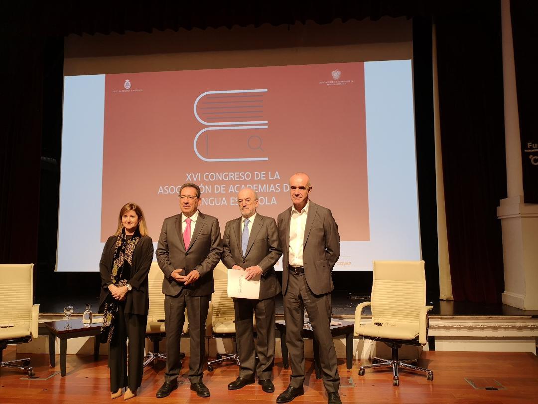 Vargas LLosa y Pérez-Reverte estarán en el Congreso mundial de Academias de la Lengua Española que se celebrará por primera vez en Sevilla