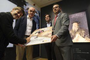 Carteles del ilustrador Paco Roca y cuenta de Instagram para difundir el V Centenario de la Primera Vuelta al Mundo