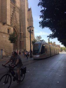 Tussam y Metrocentro ya tienen wifi gratis