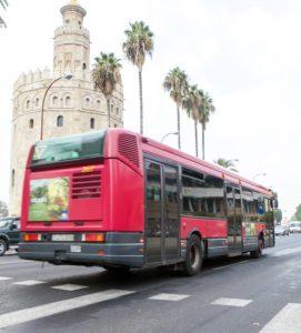 Tussam transporta más de 16 millones de viajeros en el tercer trimestre del año