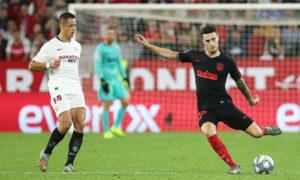 Reparto de puntos en un partido de infarto para Sevilla FC y Atlético de Madrid
