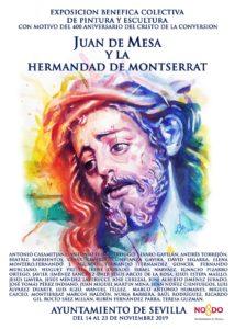 Montserrat reúne a 37 artistas en torno a la figura de Juan de Mesa