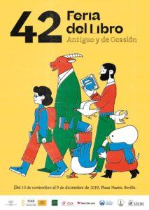 La Feria del Libro Antiguo y de Ocasión dedica su 42ª edición al patrimonio bibliográfico y al papel de las mujeres en este universo