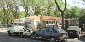 El Depósito de Vehículos de Los Remedios se trasladará a una parcela del parque empresarial El Pino
