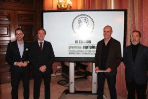 Sevilla será sede permanente de los Premios Agripina, que reúnen a los profesionales de la comunicación, la publicidad y el márketing