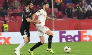 El Sevilla FC cumplió ante el Qarabag