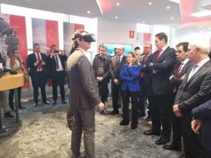 La tecnología 5G llega al Alcázar, FIBES, Cartuja, el centro y la feria
