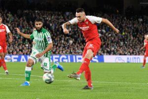 El Sevilla se lleva los 3 puntos del derbi en el Villamarín