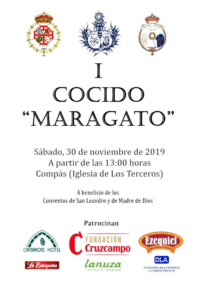 Cocido Maragato para ayudar a los conventos de San Leandro y Madre de Dios