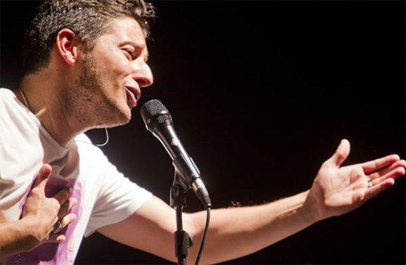 David Palomar, pregonero del  Carnaval de Cádiz 2020