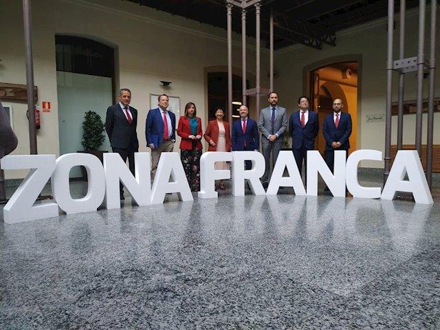 La Zona Franca atrae nuevas empresas a su perímetro fiscal