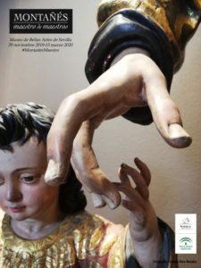 La gran exposición dedicada a Martínez Montañés en el Museo de Bellas Artes podrá visitarse hasta marzo