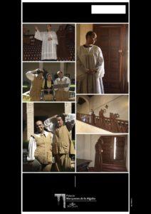 Visitas teatralizadas gratuitas al Palacio de los Marqueses de la Algaba y al Monasterio de San Jerónimo