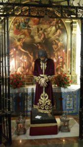 Recién estrenado el mes de los difuntos, conocemos más detalles de la Sacramental de San Pedro