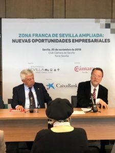 La Zona Franca debate sobre nuevas oportunidades empresariales